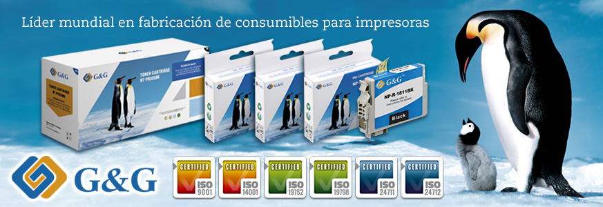 Consumibles G&G