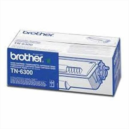 Brother TN-6300 toner negro original