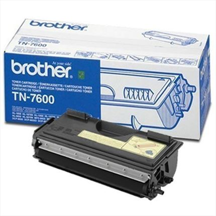 Brother TN-7600 toner negro original