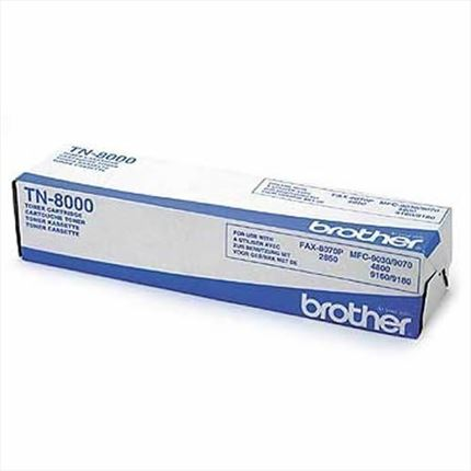 Brother TN-8000 toner negro original