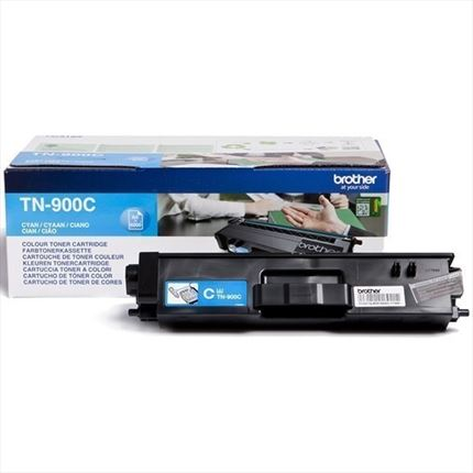 Brother TN-900C toner cian original