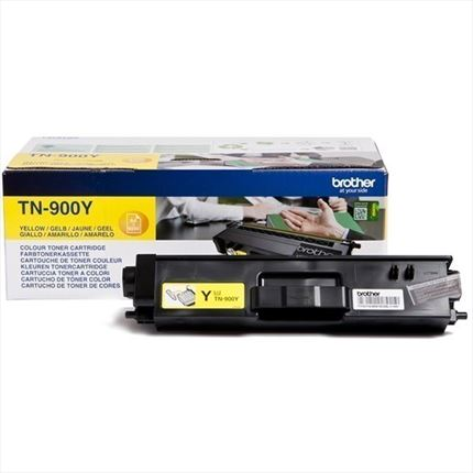 Brother TN-900Y toner amarillo original