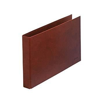 Dohe carpeta 2 anillas mixtas 40mm folio apaisado -12u-