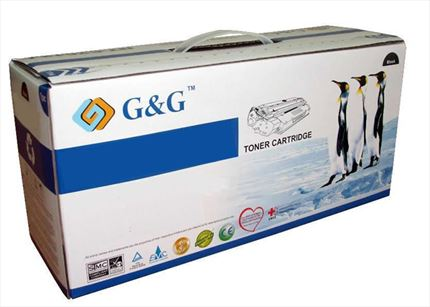 Compatible G&G Xerox Phaser 6180 cian Toner 113r00723