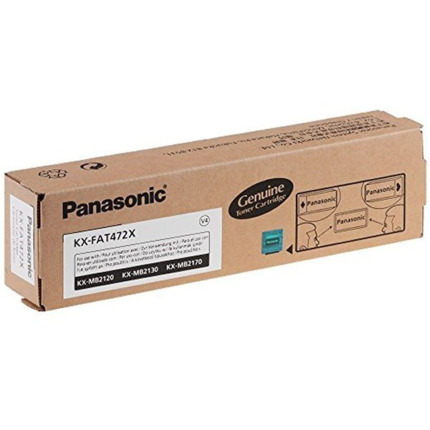 Panasonic KX-FAT472X toner negro original
