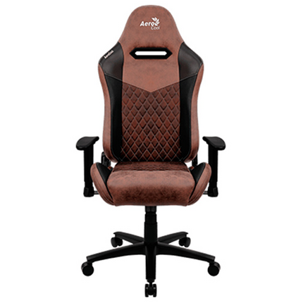 Silla gaming Aerocool Duke punch red
