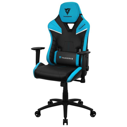 Silla Gaming Thunderx3 TC5BB/ Negra y Azul