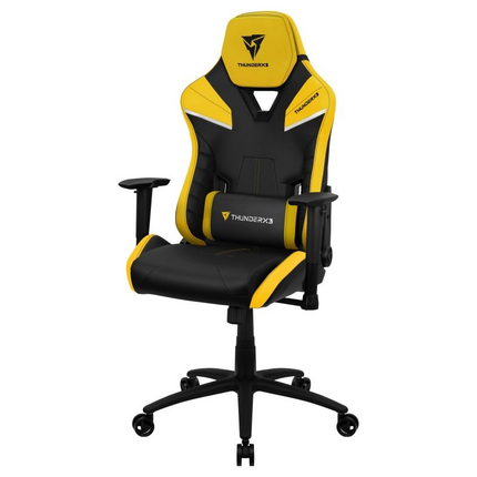Silla Gaming Thunderx3 TC5BY/ Negra y Amarilla