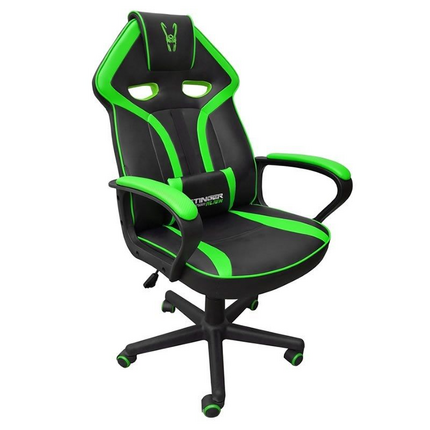 Silla Gaming Woxter Stinger Station Alien/ Verde