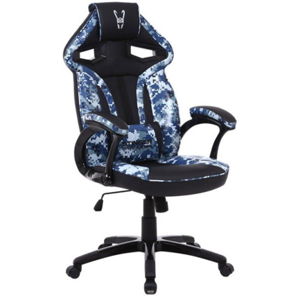 Silla Gaming Woxter Stinger Station/ Azul Ejército