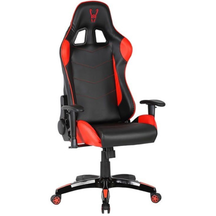 Silla Gaming Woxter Stinger Station/ Rojo y Negra